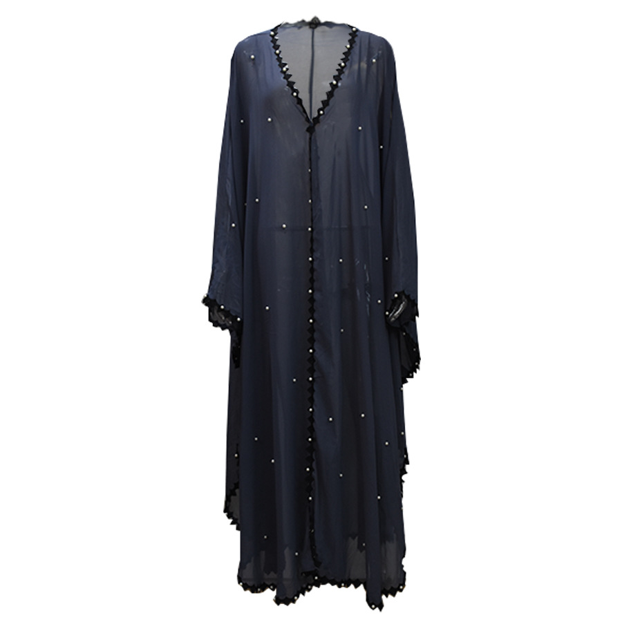 2019 Mesh Kaftan Abaya Dubai Turkish Islamic Muslim Hijab Dress Abayas For Women caftan Elbise Jilbab Robe Ramadan Clothing in Islamic Clothing from Novelty Special Use