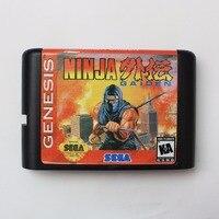 Ninja Gaiden Sega Mega Drive For Genesis