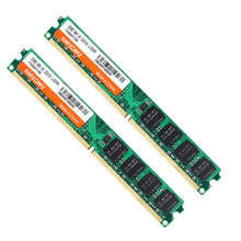 SHUOHU RAM DDR2 2GB 800MHZ 667MHZ 4GB = 2 uds * 2G PC2-6400 5300 CL6 de memoria de 4GB de RAM SO-DIMM garantía de por vida(China)