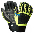 Anti Vibration Safety Glove Vibration and Shock Resistant Glove Anti Impact Mechanics Work Glove