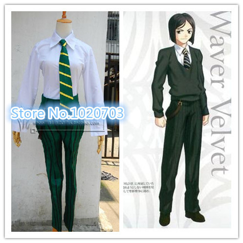 Women's Costumes Just Fate Stay Night Waver Velvet Short Wig Cosplay Costume Fate/grand Order Lord El-melloi Heat Resistant Synthetic Hair Wigs