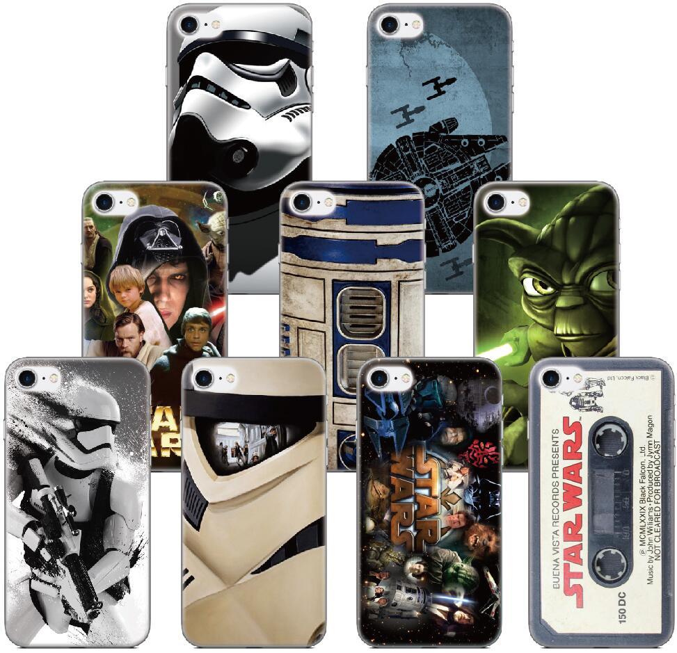 Star Wars Stromtrooper Soft TPU Phone Cover Case For Wiko View 2 Go Max Prime Pro XL Lenny 5 4 Sunny 3 Mini Wim Lite Coque