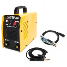 цена на ZX7-200 220V Tosense  ARC Welding Machine MMA  Welder DC Inverter Welding Machine 200A