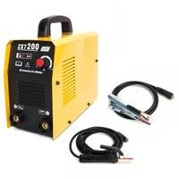 ZX7 200 220V Tosense ARC Welding Machine MMA Welder DC Inverter Welding Machine 200A