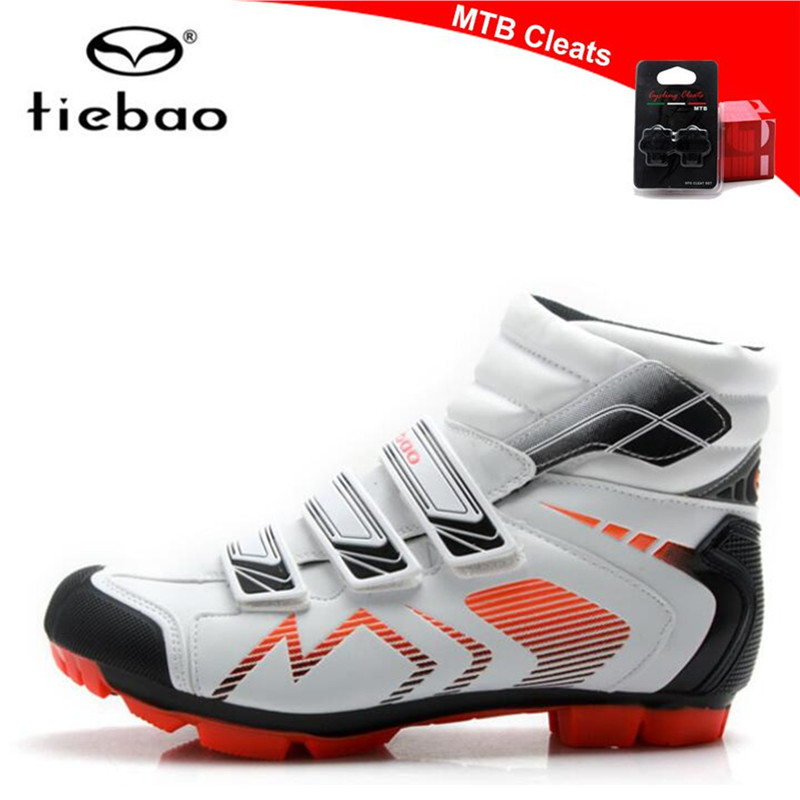 TIEBAO cycling shoes Winter sapatilha ciclismo mtb men Autumn Ankle Boots Windproof Self-locking Bicycle Mountain Bike ShoesTIEBAO cycling shoes Winter sapatilha ciclismo mtb men Autumn Ankle Boots Windproof Self-locking Bicycle Mountain Bike Shoes