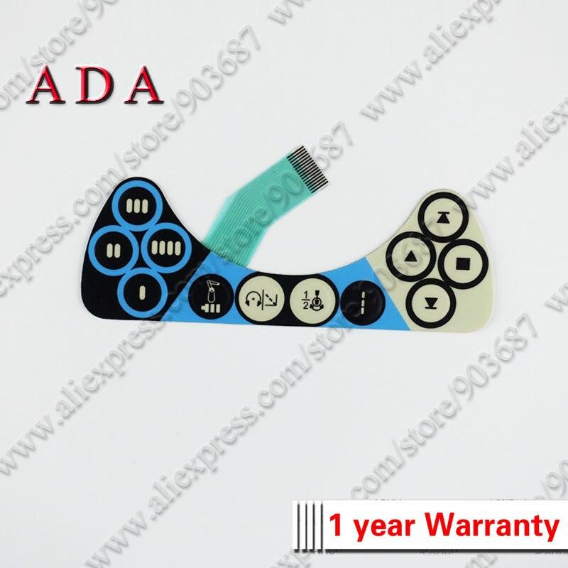 Membrane Keypad Switch for ABB DSQC679 3HAC028357 001 FlexPendant DSQC 679 Membrane Keyboard