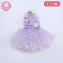 Bebek BJD giysileri 1/7 sevimli takım elbise oyuncak bebek giysileri FL Realfee Soso vücut bebek aksesuarları Fairyland luodoll
