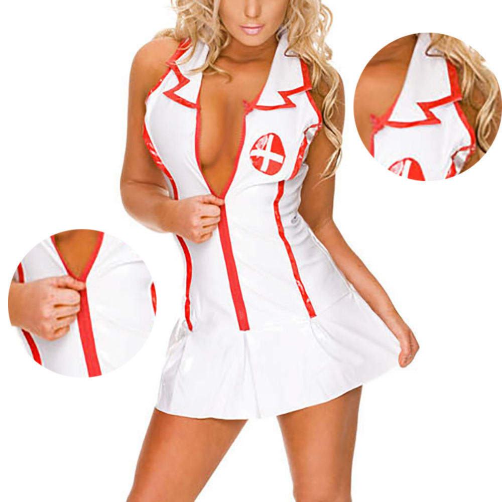 Baby Porn Tumblr us $11.89 |hot erotic babydoll chemises girls nurse cosplay uniform dress thong hat suit porn baby doll sexy lingerie maid teddy costume-in sexy