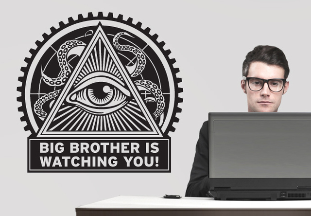 Αποτέλεσμα εικόνας για the big brother is watching you