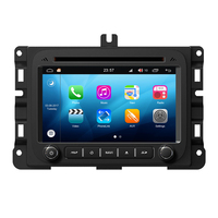 RoverOne Android 8.0 Car Multimedia System For Dodge RAM1500 RAM2500 RAM3500 Radio Stereo DVD GPS Navigation Media Music Player