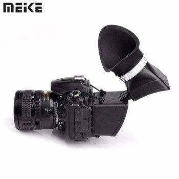 цена на MeiKe MK-VF2  3''~3.2''  LCD Screen Viewfinder for Canon Nikon Fujifilm Olympus DSLR Cameras