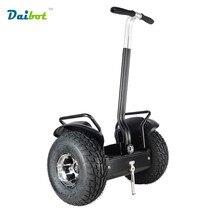 Нет налога 19 дюймов Большой шины Ховерборда 2 колеса скутера high Мощность Электрический самобалансируемый скутер Регулируемый Hover доска скейтборд