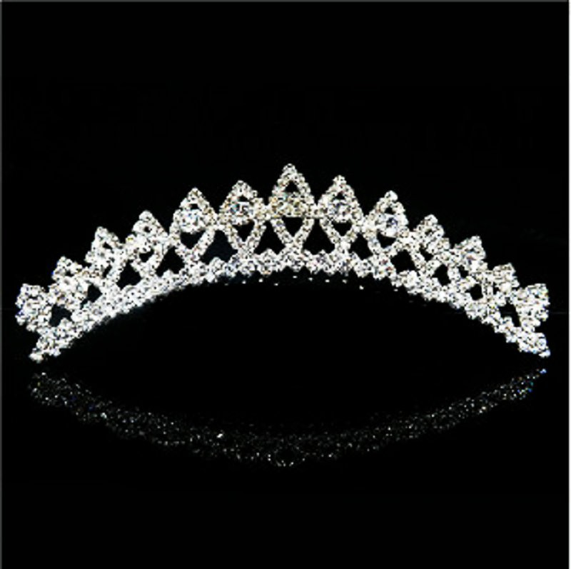 HTB1yaHVMVXXXXc6aXXXq6xXFXXXd Majestic Prom Pageant Wedding Bride Bridesmaid Jewelry Comb Tiara - 13 Styles