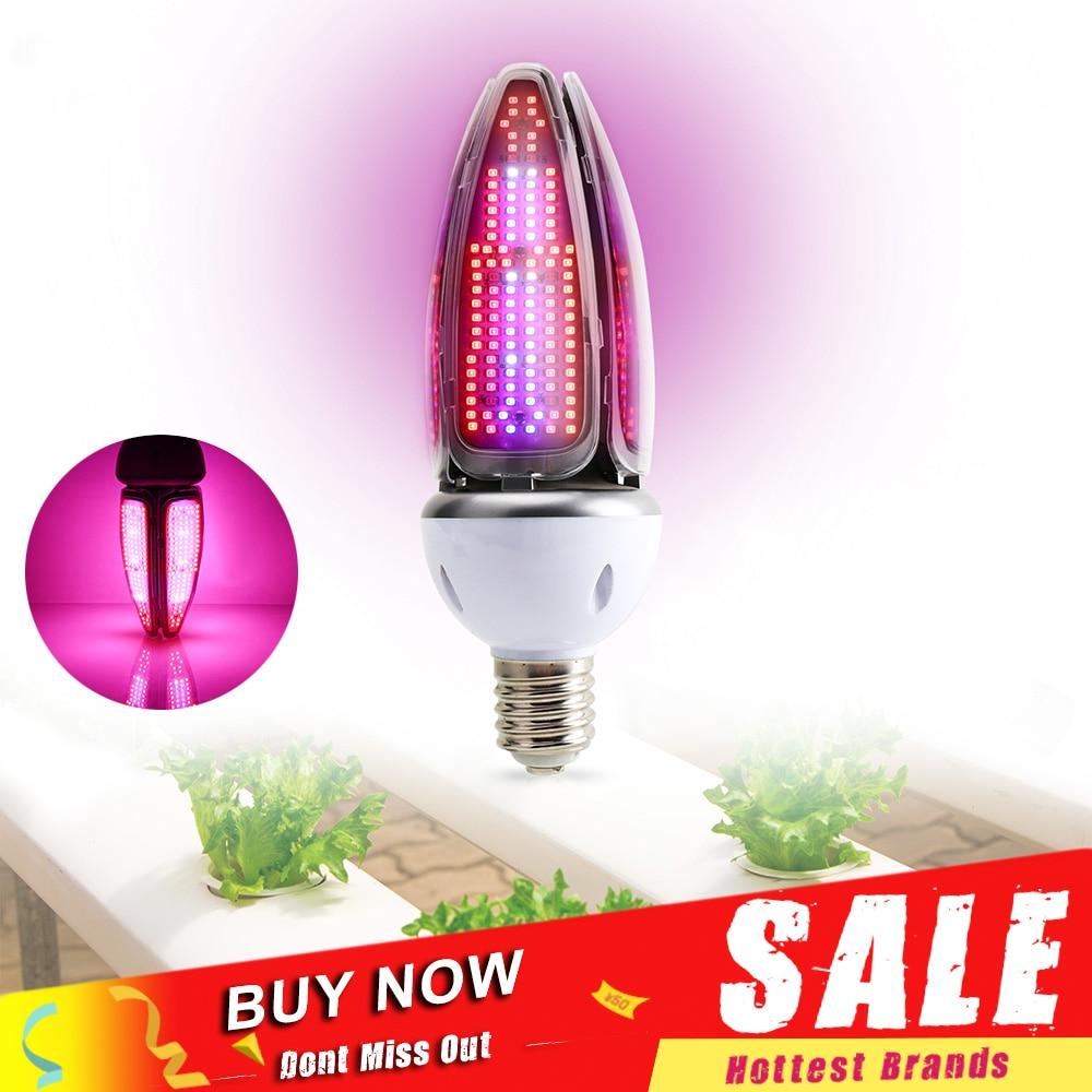 Full Spectrum 150W LED Grow Light E40 E27 Corn Bulb Plant Lamp For Seedling Vegs Growth