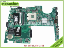 CN-0G936P DAFM9BMB6D0 REV D PWB G936P For dell studio 1558 laptop motherboard intel HD graphics DDR3 without overheat