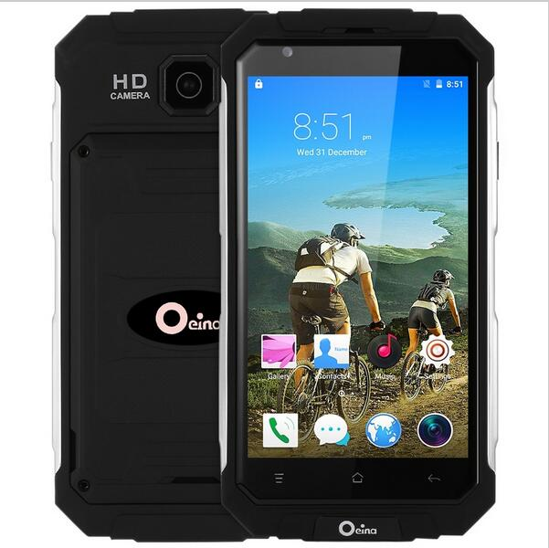 Oeina XP7711 5.0 Android 5.1 3G Smartphone MTK6580 Quad Core 1.2 GHz 1 GB RAM 8 GB ROM A-GPS Bluetooth 4.0