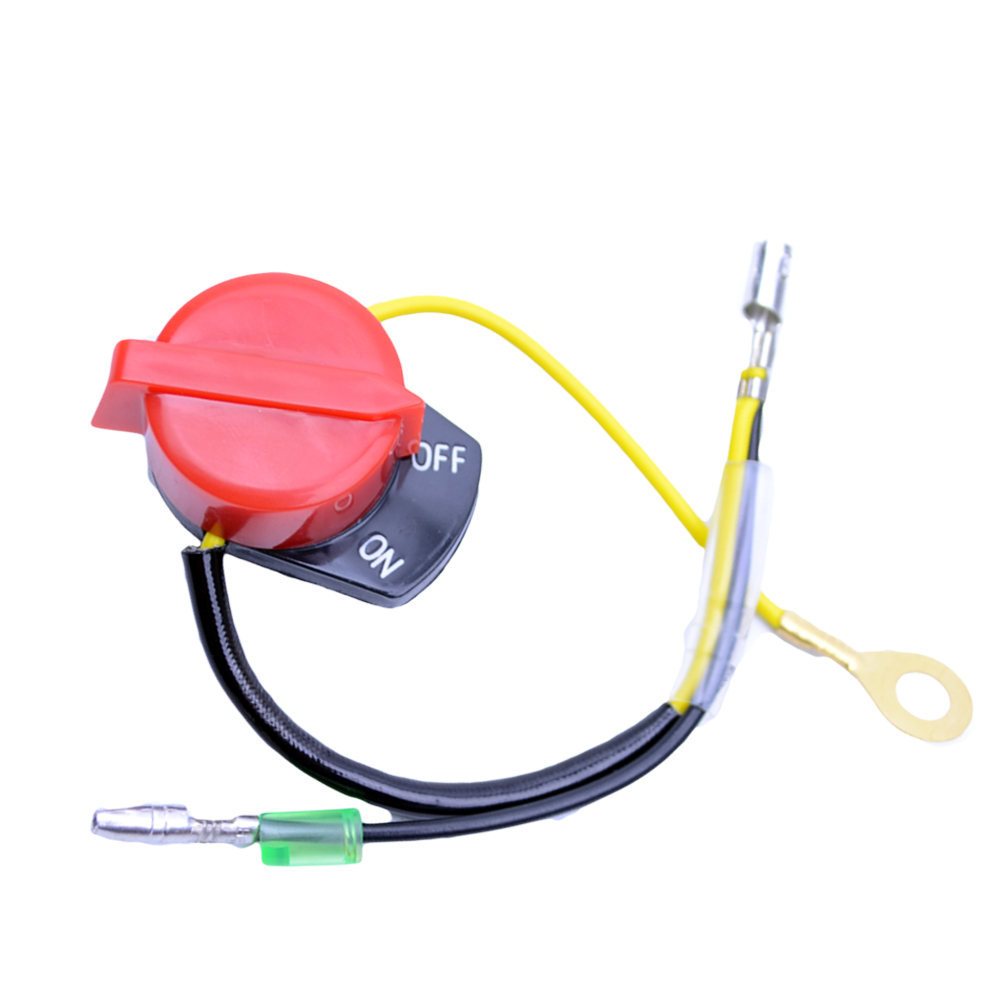 ON OFF ENGINE STOP SWITCH THREE WIRE FITS HONDA GX120 GX160 GX200 GX240  GX270 GX340 GX390-in Motorcycle Switches from Automobiles & Motorcycles on  ...