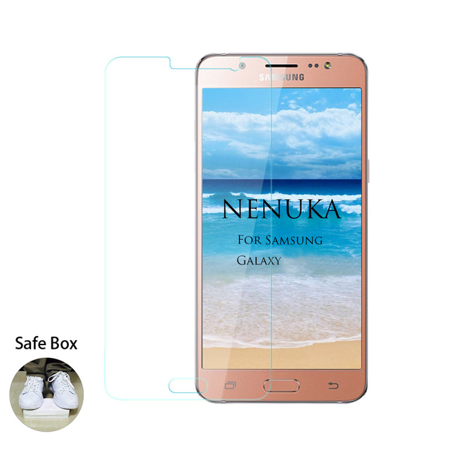 Explosion-proof Tempered Glass For Samsung Galaxy J1 J2 J3 J5 J7 A3 A5 A7 2016 J210 J510 J710 A310 A510 A710 2017 Protector Film