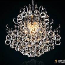 Jmxiuz יוקרה קריסטל נברשת סלון מנורת lustres דה cristal מקורה אורות קריסטל תליוני עבור נברשות shiping חינם