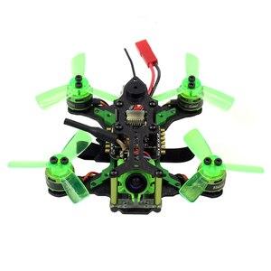 Image 2 - Mantis85 85mm 6CH 2.4G RC FPV 마이크로 레이싱 드론 Quadcopter 600TVL 카메라 VTX 듀얼 안테나 5.8G 40ch 미니 비디오 고글 RTF