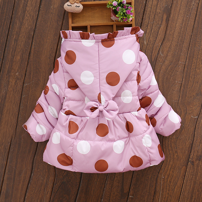 Baby girls fashion kids coat jackets girls outerwear coats