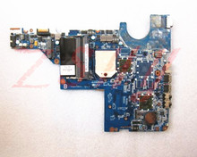 for HP CQ42 CQ62 G62 G42 CQ56 G56 laptop motherboard 592808-001 DA0AX2MB6E0 ddr3 Free Shipping 100% test ok цена