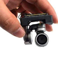 Drone Подвеска для защиты камеры дрона Камера с доской для DJI Мавик Pro Замена Ремонт Запчасти видео RC Cam оригинального дрона аксессуары