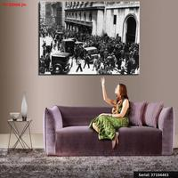Wall Street Still Life Classical Oil Painting Drawing Art Spray Unframed Canvas Hologram Brass Technical Action