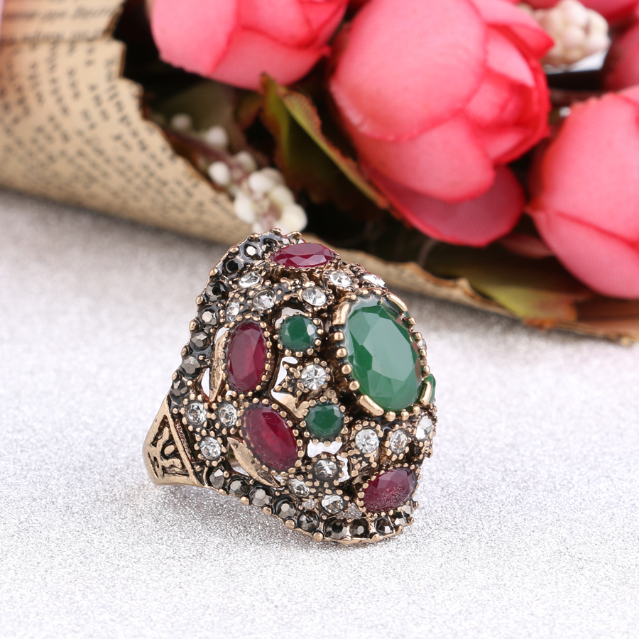 Розкішні турецькі ювелірні вироби - Модні прикраси - фото 4