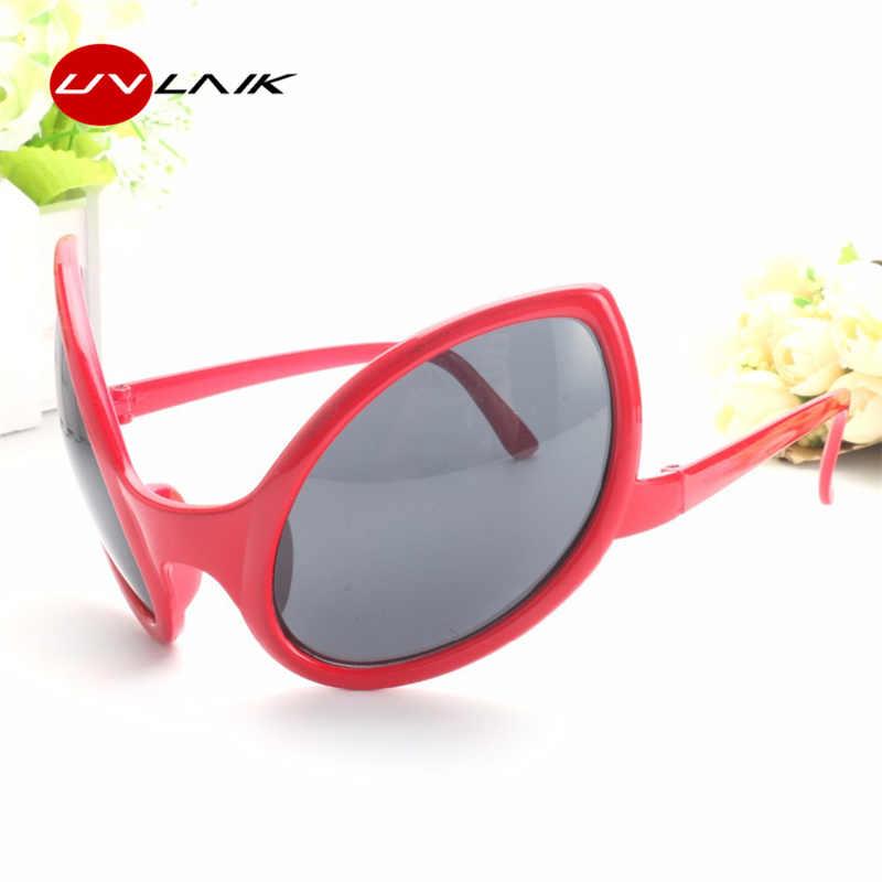 06adcb80c31e ... UVLAIK Funny Alien Eyes Sunglasses Men Costume Mask Novelty Glasses  Women Party Supplies Decoration Gift Photobooth ...