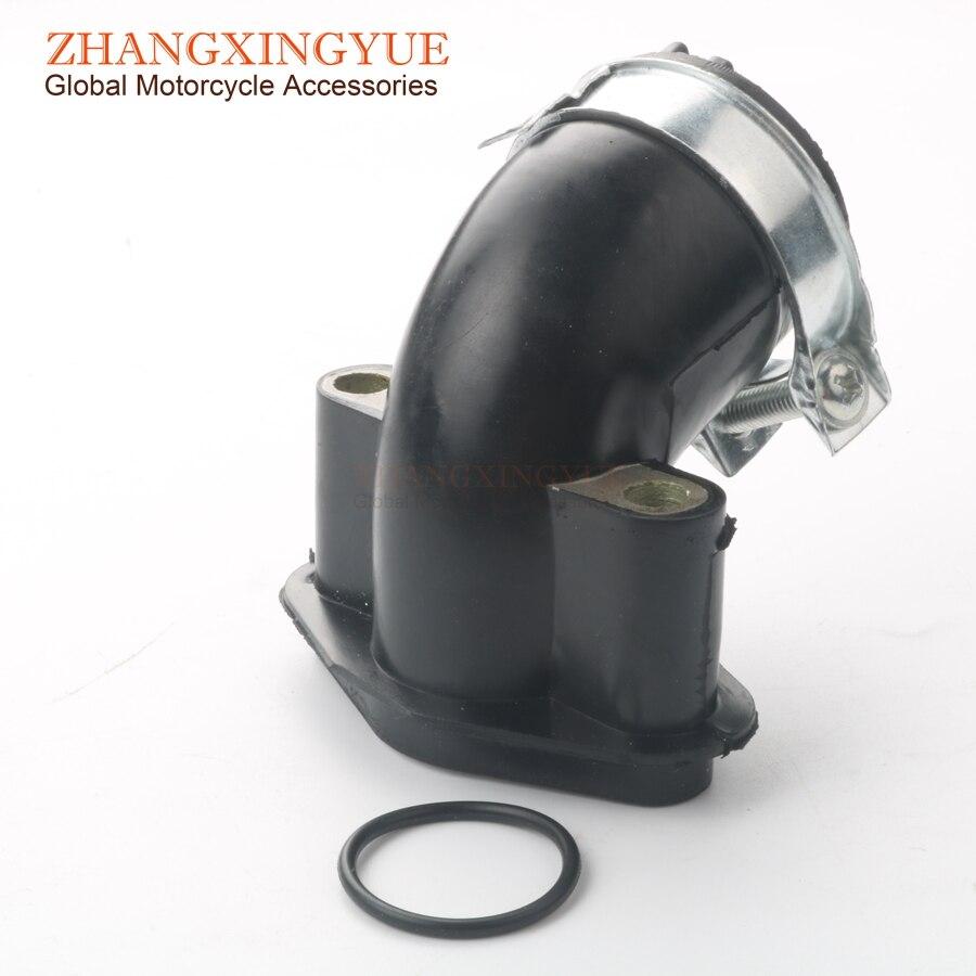 scooter intake manifold for tauris 50 brio brisa capri. Black Bedroom Furniture Sets. Home Design Ideas
