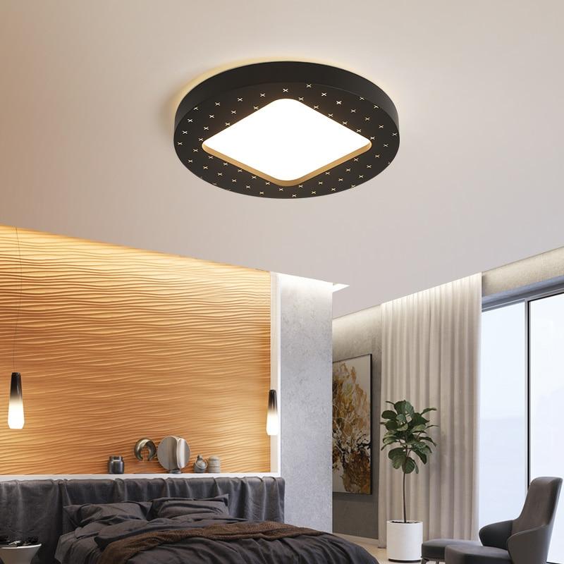 NEO Gleam BLack/White Finish Diameter 400/500/600mm Chandelier Minimalism Modern Led Ceiling Chandelier For Bedroom Study Room neo фамсоль 500 г