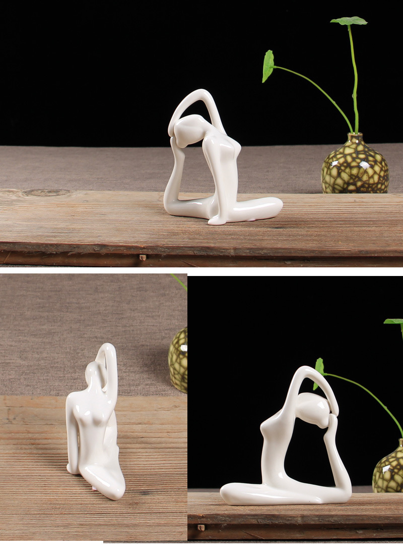 Yoga Figurines (3)
