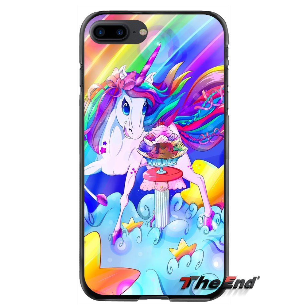 Accessories Phone Shell Covers Lisa Frank For Apple iPhone 4 4S 5 5S 5C SE 6 6S 7 8 Plus X iPod Touch 4 5 6