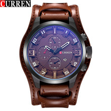 CURREN Fashion&Casual Quartz Mens Watches Analog Militar