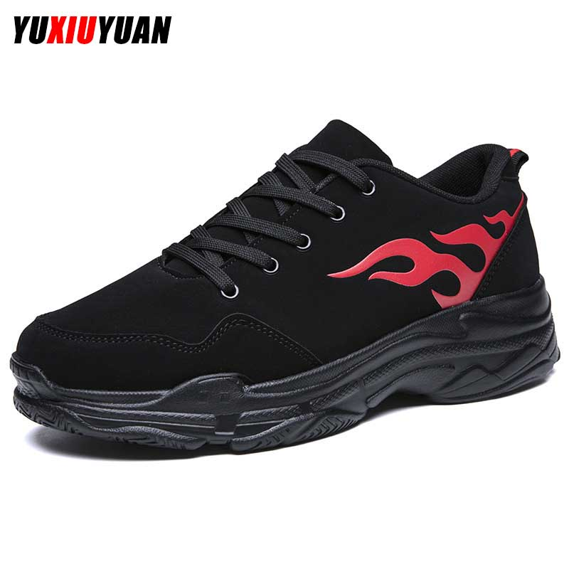 Fshion New Breathable Running Shoes Men Comfortable Nonslip Lightweight Wearable