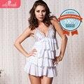 R7443P Neew brand plus tamaño 4XL-6XL nuisette lencería sexy venta caliente solid mujeres langerie erótico traje 2015 de alta calidad sexy