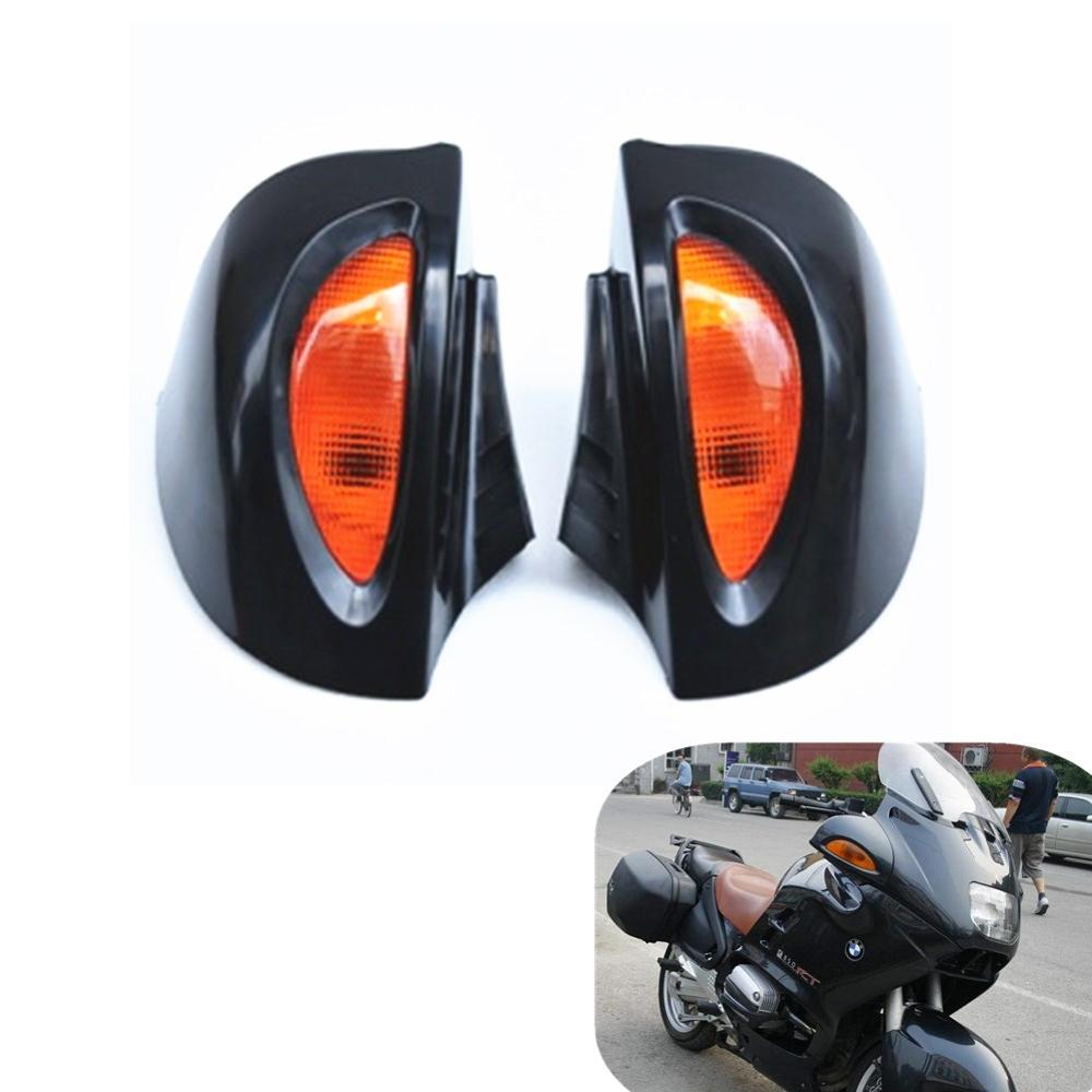 medium resolution of motorcycle rear view w turn signal holder for bmw r1150rt r1100rt r 1150rt r 1100rt