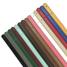 2 Pcs Bag Belt Detachable Handle Lady Shoulder Bag DIY Replacement Accessories Handbag Crossbody Bag Belts Leather Black Blue недорго, оригинальная цена