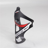 EC90 full carbon fiber road mountain bike water bottle holder / road bike bottle holderbar/ Water cup Carbon MTB Cage