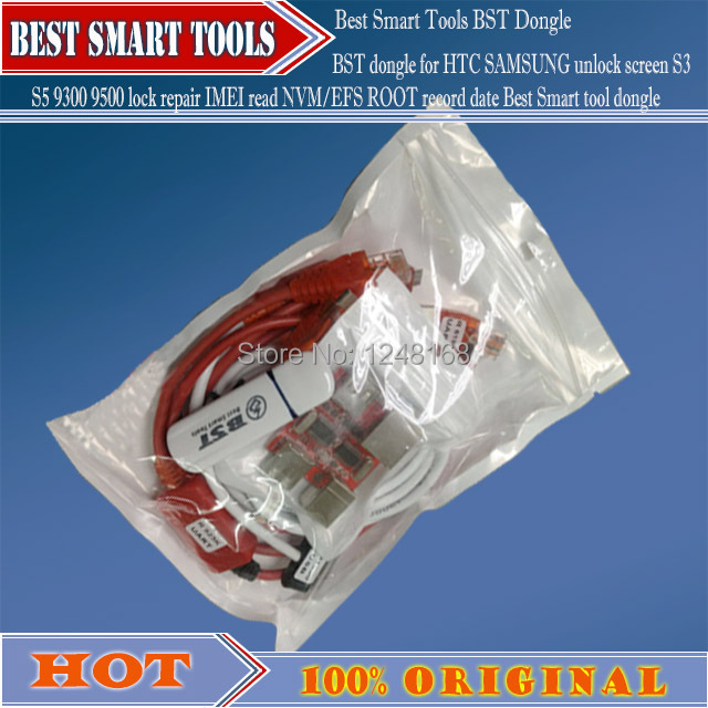 Best Smart Tools (BST dongle ) for Htc Samsung S5 Flash, Unlock, Remove Screen Lock, Repair IMEI, NVM/EFS, etc