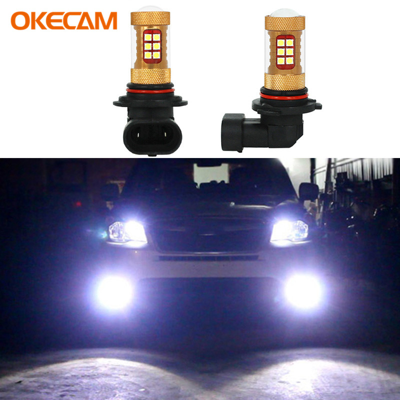 2x 9006 HB4 LED Car Fog Lights Driving Lamp DRL Bulb Daytime Running Light 56W for Subaru Forester Impreza 2010 2011 2012 2013 for subaru outback 2010 2012 h11 wiring harness sockets wire connector switch 2 fog lights drl front bumper led lamp