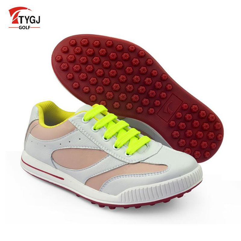 TTYGJ Golf Shoes For Girls Shoes Zapatos De Mujer Sneakers On a Platform Golf Hombre Golf Shoes Free Shipping Light