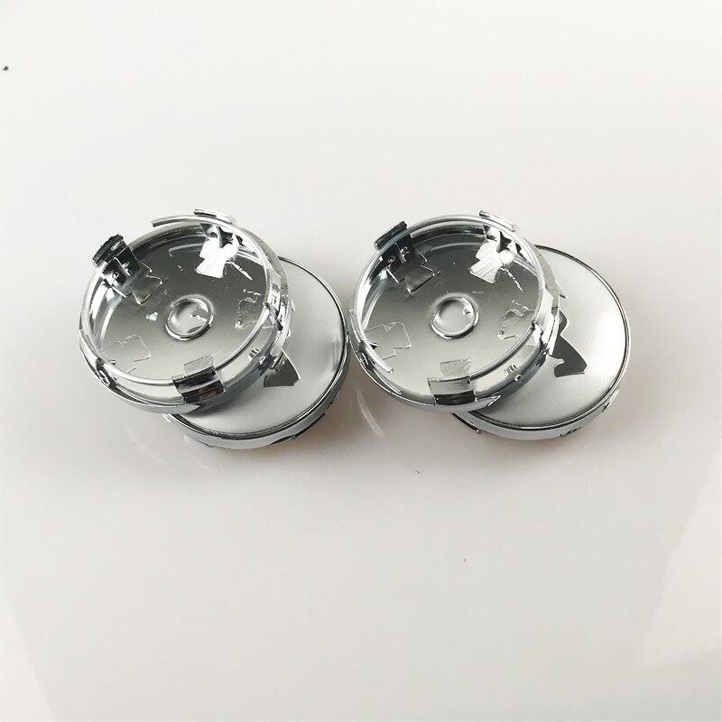 4 Stuks 60mm Auto Logo Wiel Center Hub Cap Velg Badge Stofdicht Covers Creatieve Decoratie Embleem Voor Peugeot 206 207 307 308 301 Structurele Handicaps