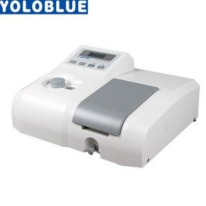 Image 3 - 220V 722 UV visibile spectrophotometric spettroscopia di laboratorio spettrometro Analisi di Laboratorio Attrezzature