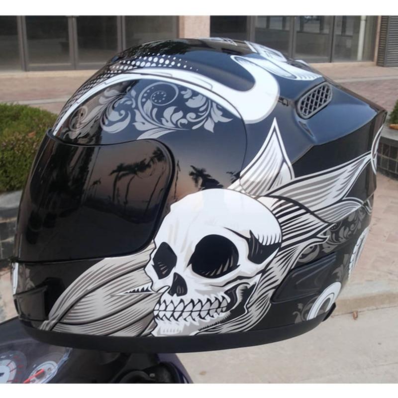 Full face arai racing motorcycle motocross safety helmet - Casque moto course ...