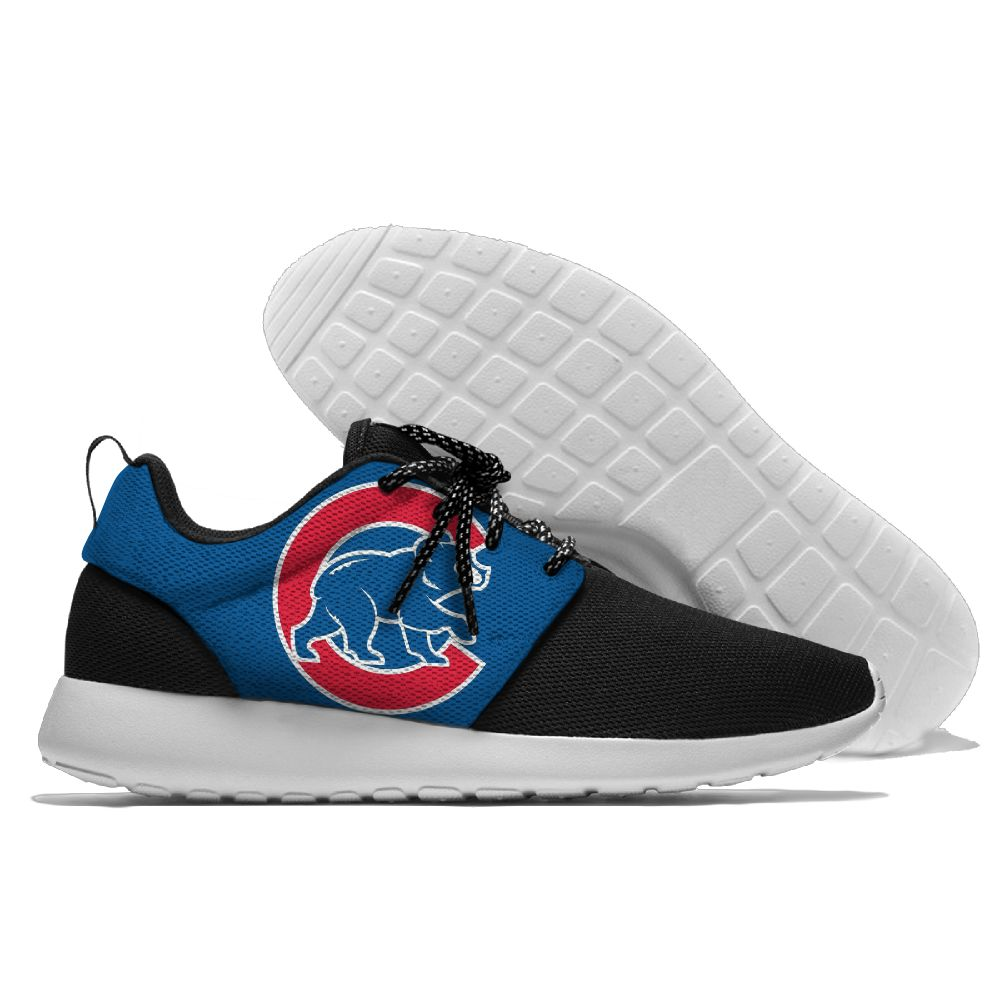 Breathable 2019 summer cool women Chicago Cubs Classic+Unisex Track Shoes boys running shoes