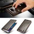 Luxo flip magnético capa casos de telefone para samsung galaxy note 5 n9200 originais caso genuíno carteira de couro fundas acessórios