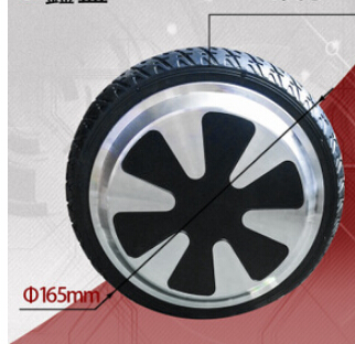 ФОТО Electric scooters professional car tyres, tires, inner tubes automatically balanced car special 6.5 inches of tire