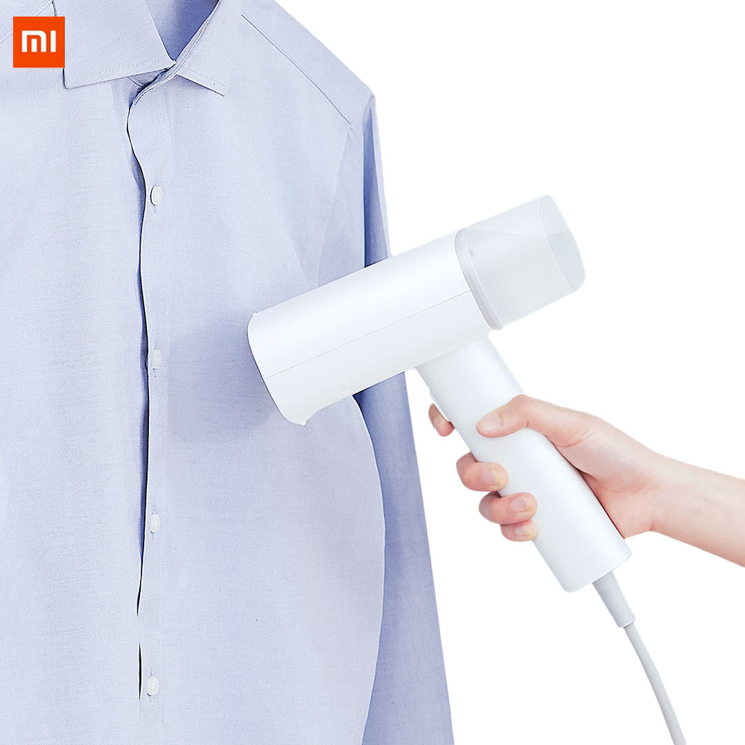 YOUPIN Mi Zanjia Handheld 1200W Steam Electric Iron 132 Degree High Pressure Steam Secondary Heating Panel Garment Steamers